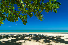 Tropical beach of Khao Lak Stock Photo