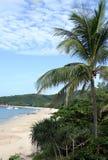 Tropical beach Koh Lanta Stock Images