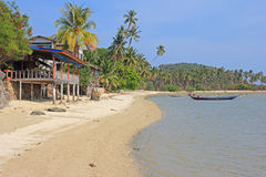 Tropical beach, Koh Samui, Thailand Stock Photo