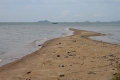 Tropical beach on Koh Tonsay island Stock Image