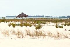 Tropical beach landscape Stock Image