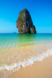 Tropical beach landscape. Thailand Royalty Free Stock Photography
