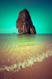 Tropical beach landscape. Thailand Stock Photos