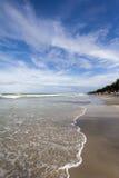 Tropical beach. In Margarita, Venezuela Stock Image