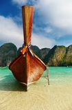 Tropical beach, Maya Bay, Thailand Royalty Free Stock Images