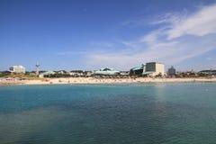 Tropical beach in Okinawa Stock Photos