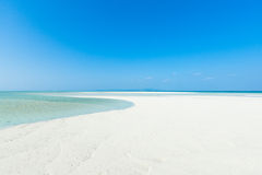 Tropical beach paradise, Okinawa, Japan Stock Images