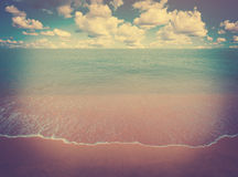 Tropical beach in Phuket Andaman Sea Thailand Royalty Free Stock Image
