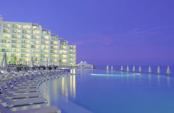 Free Tropical Beach Resort Royalty Free Stock Photo - 6241345
