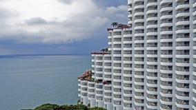 Tropical resort, summer outdoor, Thailand stock photo