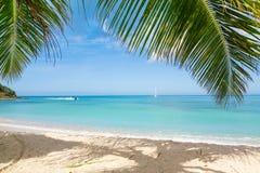 Tropical beach Royalty Free Stock Photos