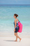 Tropical beach, Similan Islands, Tachai island, Andaman Sea,Thai Stock Images