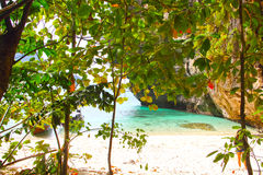 Tropical beach of Similan islands Royalty Free Stock Images