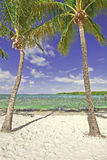 Tropical Beach-St. Lucia In Summer Royalty Free Stock Images