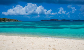 The Tropical Beach Stock Image