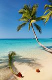 Tropical beach, Thailand Royalty Free Stock Images