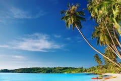 Tropical beach, Thailand Stock Photography