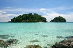 Tropical Beach, Thailand. Tropical Beach,East of Thailand Stock Image