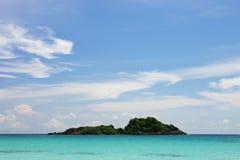 Tropical Beach, Thailand. Tropical Beach, East of Thailand Stock Photo