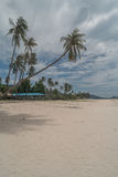 Tropical beach in Thailand. Beautiful view of Tropical beach in Thailand Royalty Free Stock Images