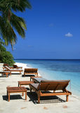 Tropical beach in Thailand Stock Photo