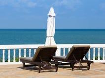 Tropical beach, Thailand Stock Photo