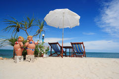 Tropical beaches , Samet island Royalty Free Stock Photo