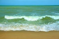 Tropical blue sea Royalty Free Stock Photo
