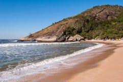 Tropical Brazilian Beach Stock Photography