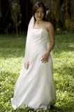 Tropical Bride Royalty Free Stock Images