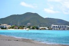 Tropical Caribbean Island Royalty Free Stock Photo