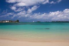 Tropical Caribbean Sea Stock Images