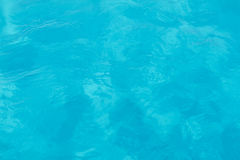 Tropical Clear Blue Sea Water Royalty Free Stock Images