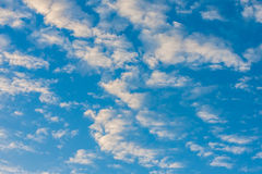 Tropical cloudscape Stock Photography