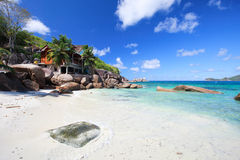 Tropical coast Royalty Free Stock Photos