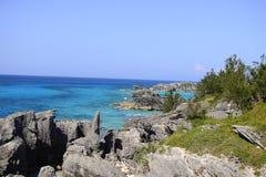 Tropical coastline Royalty Free Stock Photo