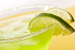 Tropical cocktail Stock Photography
