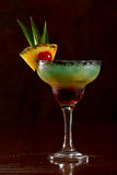 Tropical cocktail Stock Image