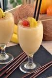 Tropical cocktail. Stock Photos