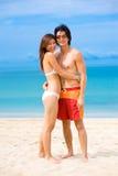 Tropical Couple Stock Photos