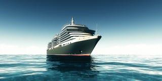 Tropical cruise Stock Photo