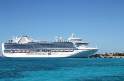 Tropical Cruise Vacation Stock Photos