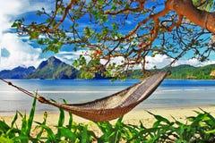 Tropical détendez Photographie stock libre de droits
