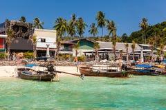 Tropical destination Stock Photo