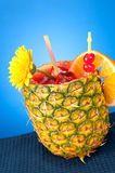 Tropical drink Royalty Free Stock Image