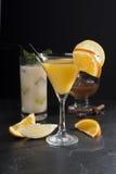 Tropical drink Stock Photos