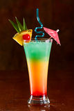 Tropical drink Stock Photography