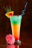 Tropical drink Stock Photos