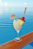 Tropical drink Royalty Free Stock Images
