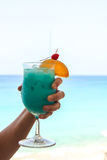 Tropical drink Royalty Free Stock Photos